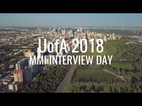 Why I Was Away For So Long - MMI Video Trailer UofA 2018