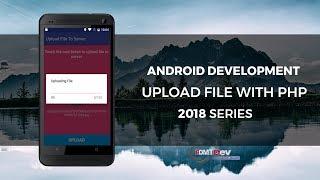 Upload Image in Android Studio using PHP, Mysql - PakVim net