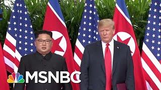 President Donald Trump And Kim Jong Un Part Ways   The Last Word   MSNBC