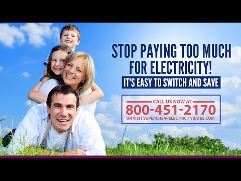 Compare Electricity Companies Texas - Electricity Providers