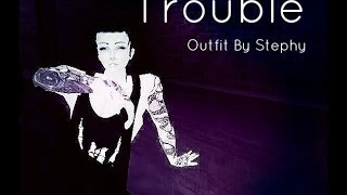 IMVU Create-An-Avatar: Trouble (Male)