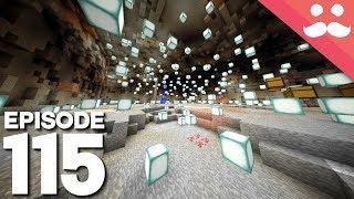 Hermitcraft 5: Episode 115 - EXPLOSIVE Episode!!