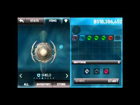How To Forge A Rainbow Defense Gem In Infinity Blade 2