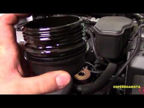 Kia Sorento 3.5 V6 Oil and Filter Change