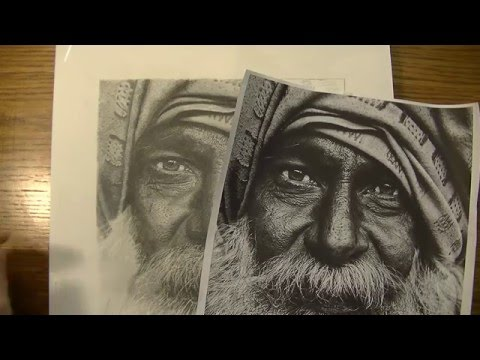 How to Draw Realistic Wrinkles and Pores | Graphite Drawing | Realistic Drawing Tutorial
