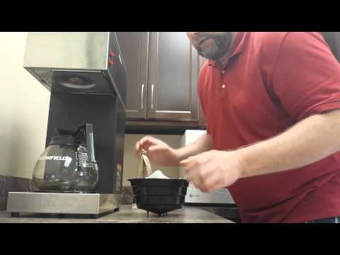 Life Hack: How to Make Coffee When You Don't Have Filters