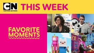 Teen Titans GO!   Adventure Time   Favorite Moments   Cartoon Network This Week