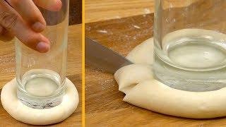 3 idee con l'impasto della pizza che di sicuro non hai MAI visto prima