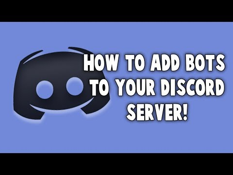 How to add bots to your Discord server! (Dyno Bot, Dab Bot + More!)