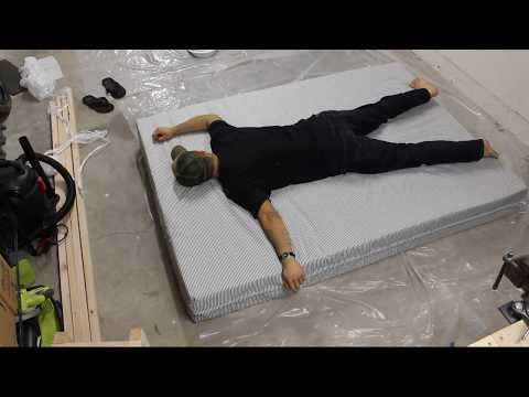 DIY Casper Mattress