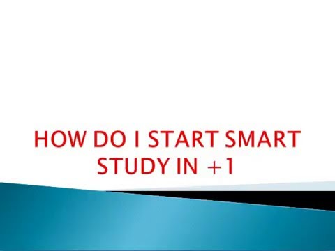 How to study in class 11