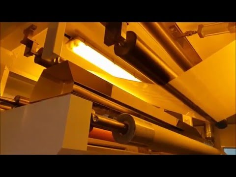 Windows Mobile phone protective film manufacturing process