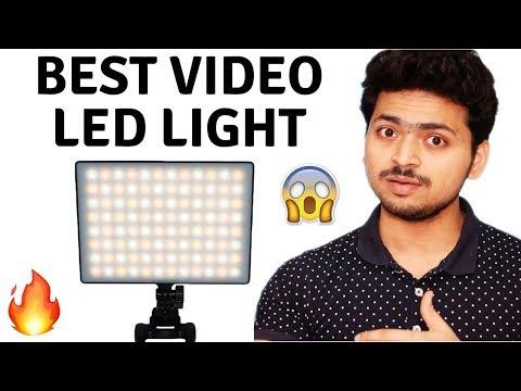 Budget Video LED Light | YONGNUO YN300 | PRO LED Video Light | Tech Unboxing 🔥