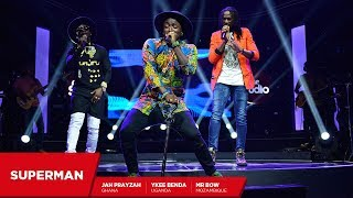 Jah Prayzah, Mr. Bow and Ykee Benda: Superman - Coke Studio Africa