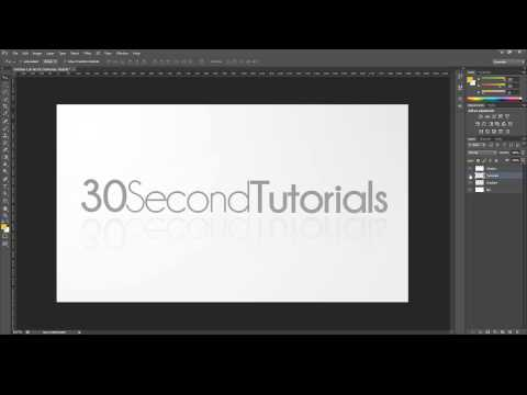 How to Merge Layers in Photoshop - 30SecondTutorials
