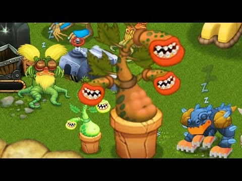 How to Breed Rare Potbelly Monster 100% Real in My Singing Monsters! [PLANT ISLAND]