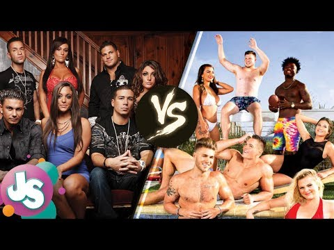 'Jersey Shore' Cast PISSED at MTV Over 'Floribama Shore' Reboot -JS
