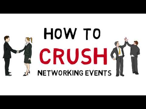 How to Network - Get a Big 4 Accounting Job Through Networking Events