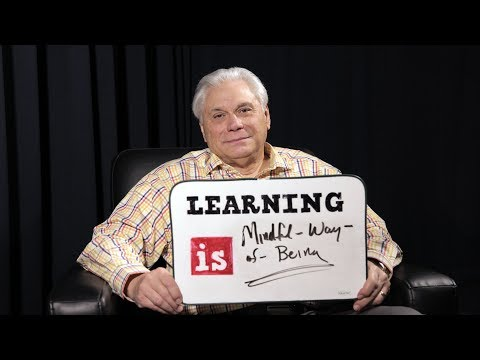 Learning is...Mindful Way of Being  | Russell Sarder feat. Rudy Garrity | Series 287