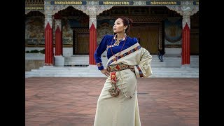 Tibetan new song Bodhpey Phosar by Tenzin Donsel