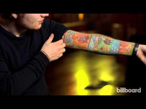 Ed Sheeran's Billboard Cover - Behind the Scenes + Q&A