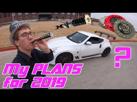 Happy New Year! - My Plans for 2019