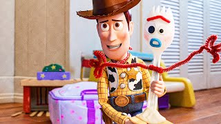 The Gang meets Forky Extended Scene - TOY STORY 4 (2019) Movie Clip