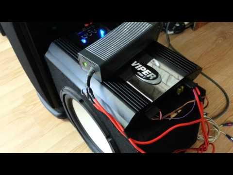 Car audio at home - DIY - DC power supply  PSU w/ xbox 36o brick
