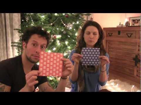 How to Make Japanese Origami Paper Lanterns: J-Wro Lo-Lo Vegan Vlog