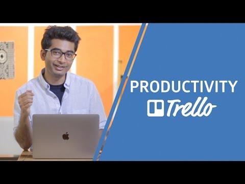 Productivity Tuesday - Trello