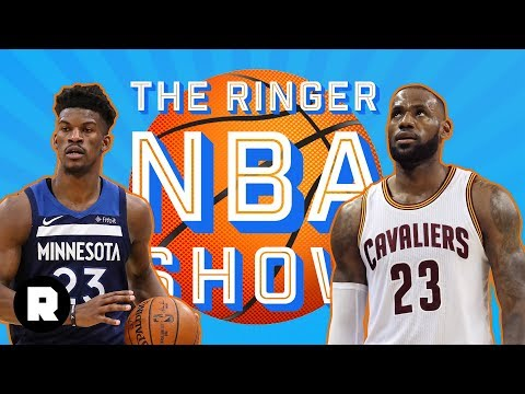 Countdown to the Playoffs, LeBron's Future, and Not Predicting the Finals   The Ringer NBA Show
