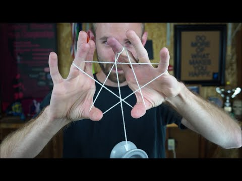 How to do the Two-handed Star Picture Trick - Intermediate Yo-Yo Tutorial