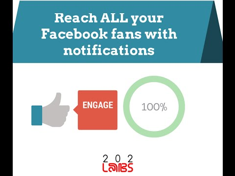 How to reach ALL your Facebook fans and get page updates