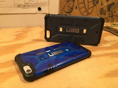 Urban Armor Gear for iPhone 6 & 6S Review