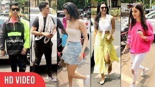 Ananya Panday, Kiara Advani, Khushi Kapoor, Karan Johar and Anjini Dhawan Spotted at Bastin