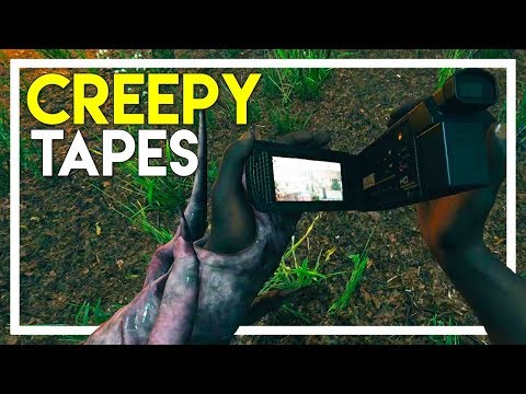 The Forest (1.0 Update) Multiplayer Gameplay - Part 13: Creepy VHS Tapes & Keycard Location!