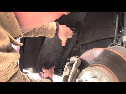 How to fix Broken Wheel Well Liner patch repair