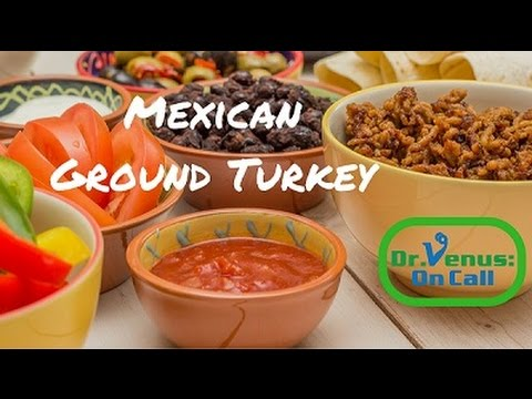 Mexican Ground Turkey recipe