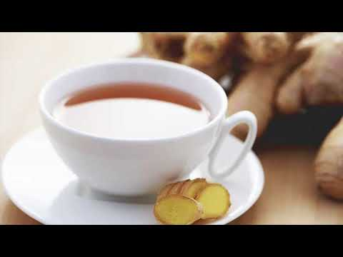 Treats Nausea And Vomiting Lemon Ginger Tea- Natural Remedy For Vomiting