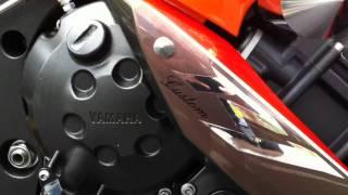 Yamaha R1 Custom Mean Look