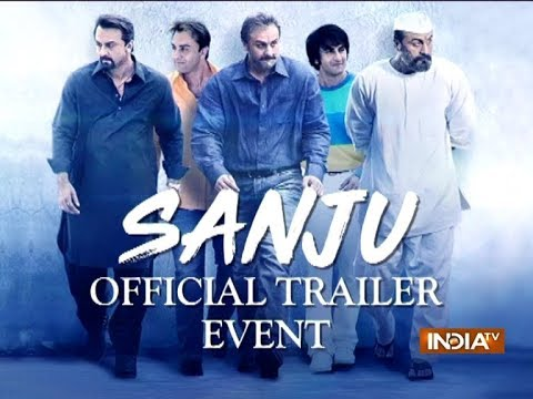 Ranbir Kapoor gets candid about relationships, personal life at Sanju trailer launch