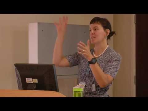 Dr Ana Miorelli talk, Wessex Neurological Centre 20 June 2018
