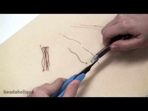 How to Straighten Bent Wire