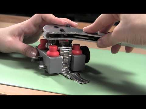 How to Open a Screw Down Watch Back with a Jaxa Wrench