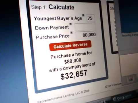 Reverse Mortgage Calculator 002