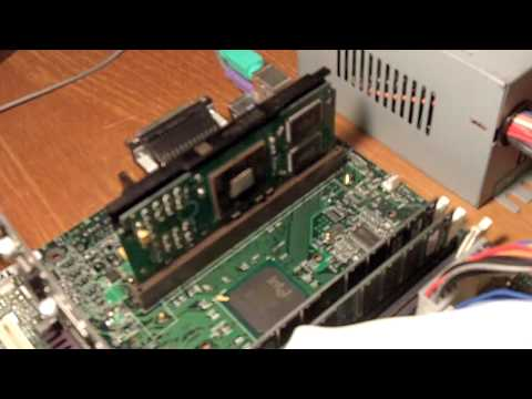 Overheating CPU without Heatsink