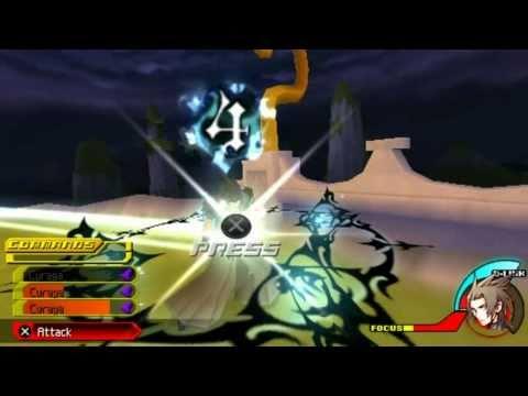 KHBBS - Mysterious Figure (Terra) (No Surges) (Critical)
