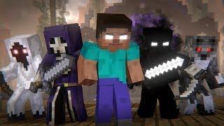 Animation Life 2: Part 1 (Minecraft Animation)