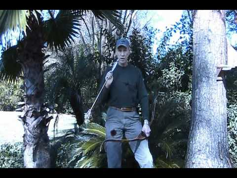 Fitting arrow nocks to your bowstring.wmv