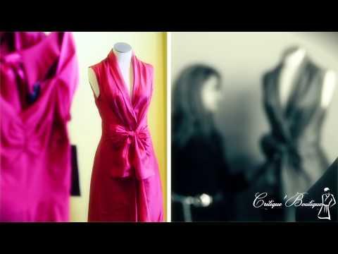 Designer Boutique National Harbor Md, Top Women's Unique Apparel, CRITIQUE BOUTIQUE Couture Style